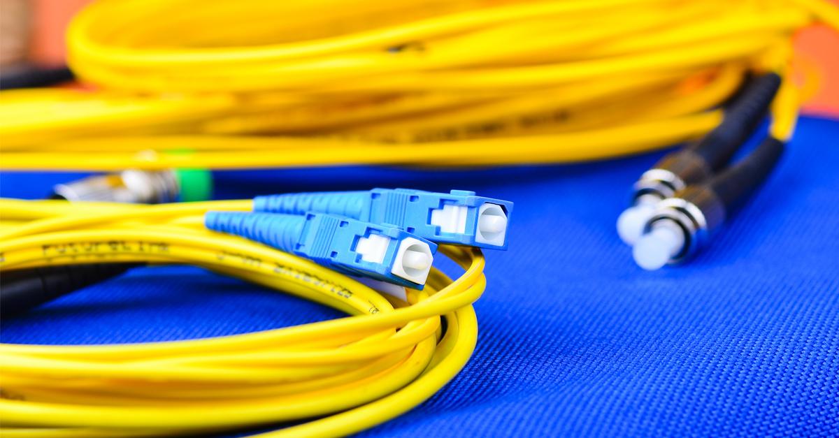 Fiber Optics At Home