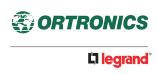 ortronics logo